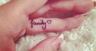 Family-Tattoo-am-Finger